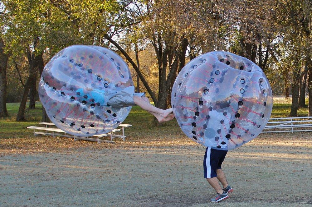 North Texas Bubble Soccer: 5000 Eldorado Pkwy, Frisco, TX