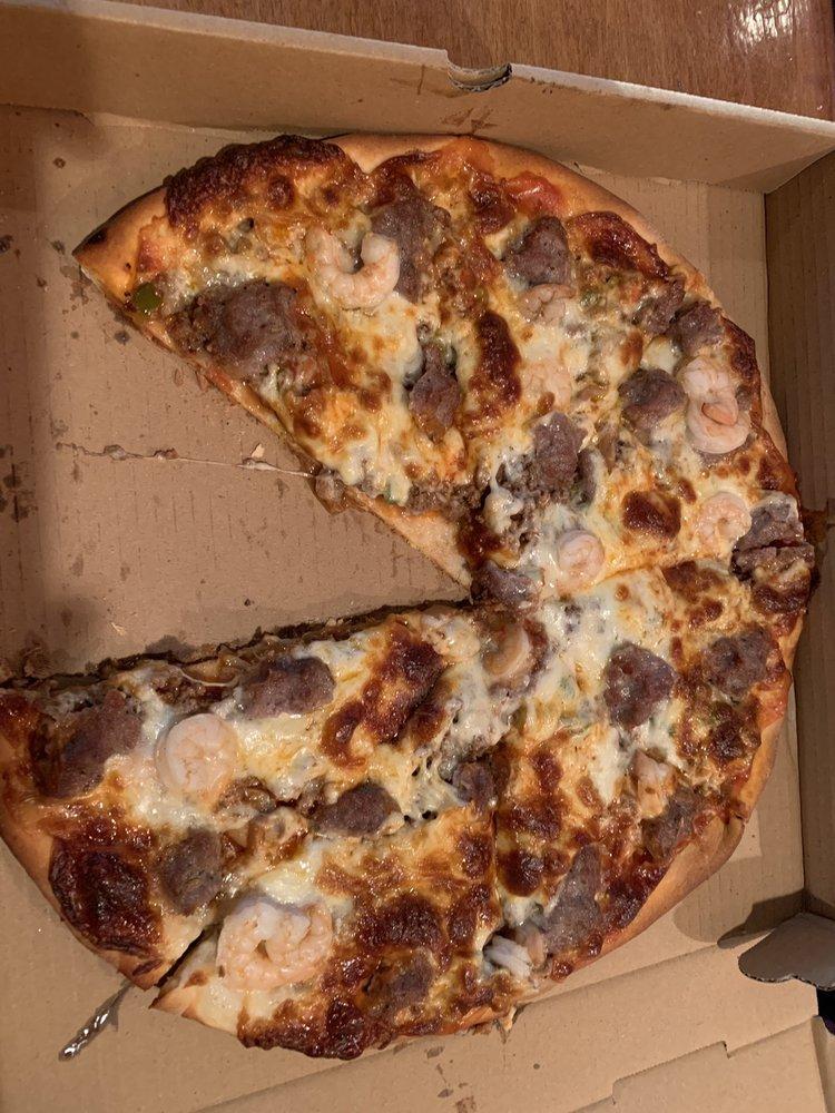 J & G Pizza & Steak House Restaurant: 520 McMinnville Hwy, Manchester, TN
