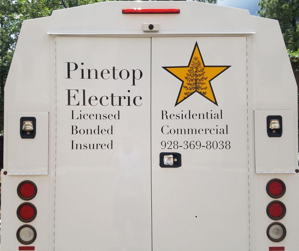Pinetop Electric: 712 E White Mountain Blvd, Pinetop-Lakeside, AZ