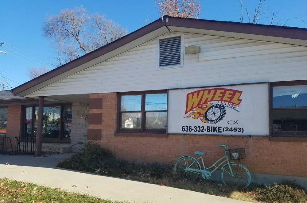 Wheel Sports Bicycle Shop: 402 S Church St, Wentzville, MO
