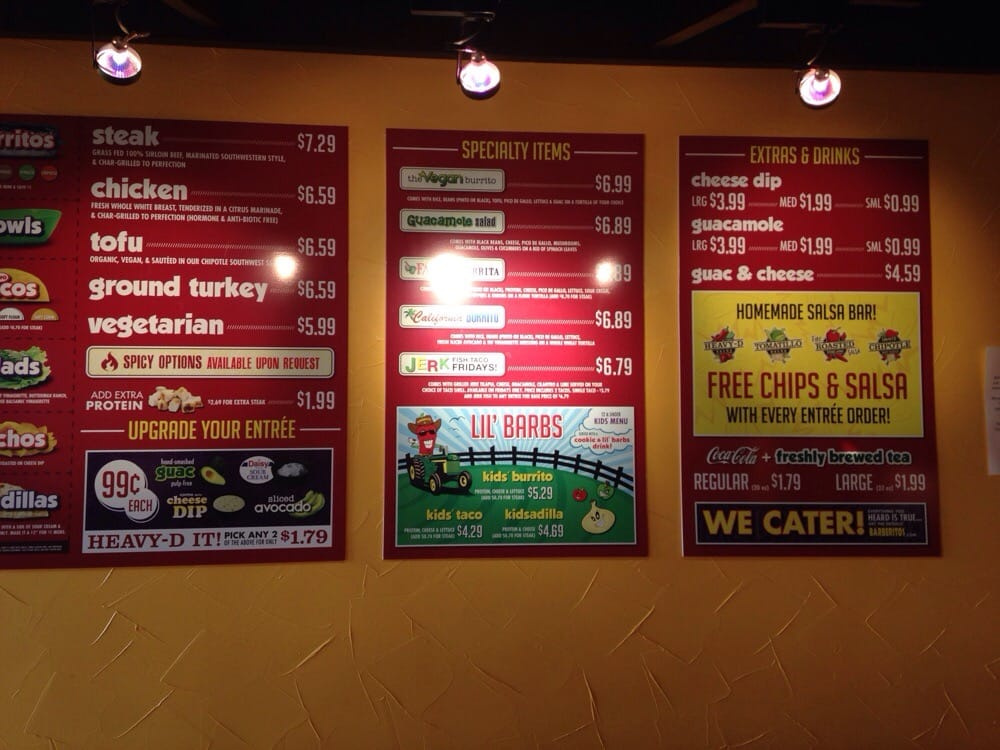 Barberitos Order Food Online 13 Photos Amp 12 Reviews