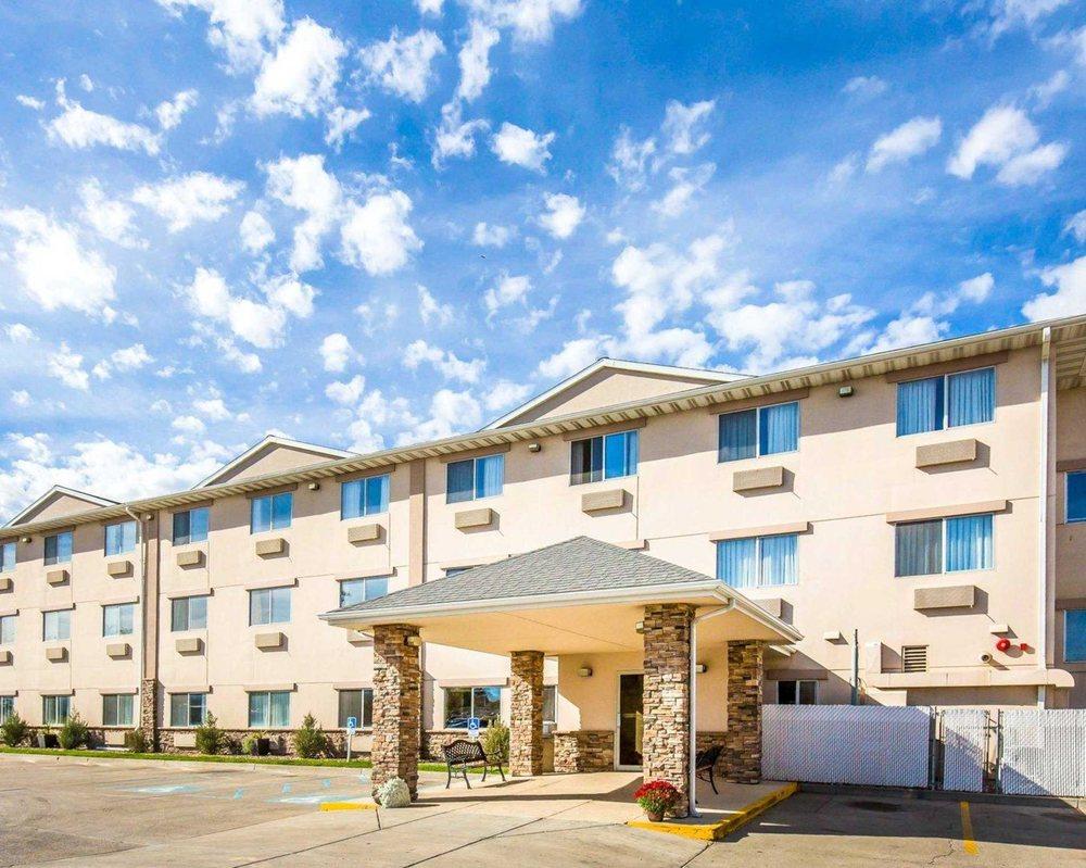 Comfort Inn: 1120 9th St  S, Great Falls, MT