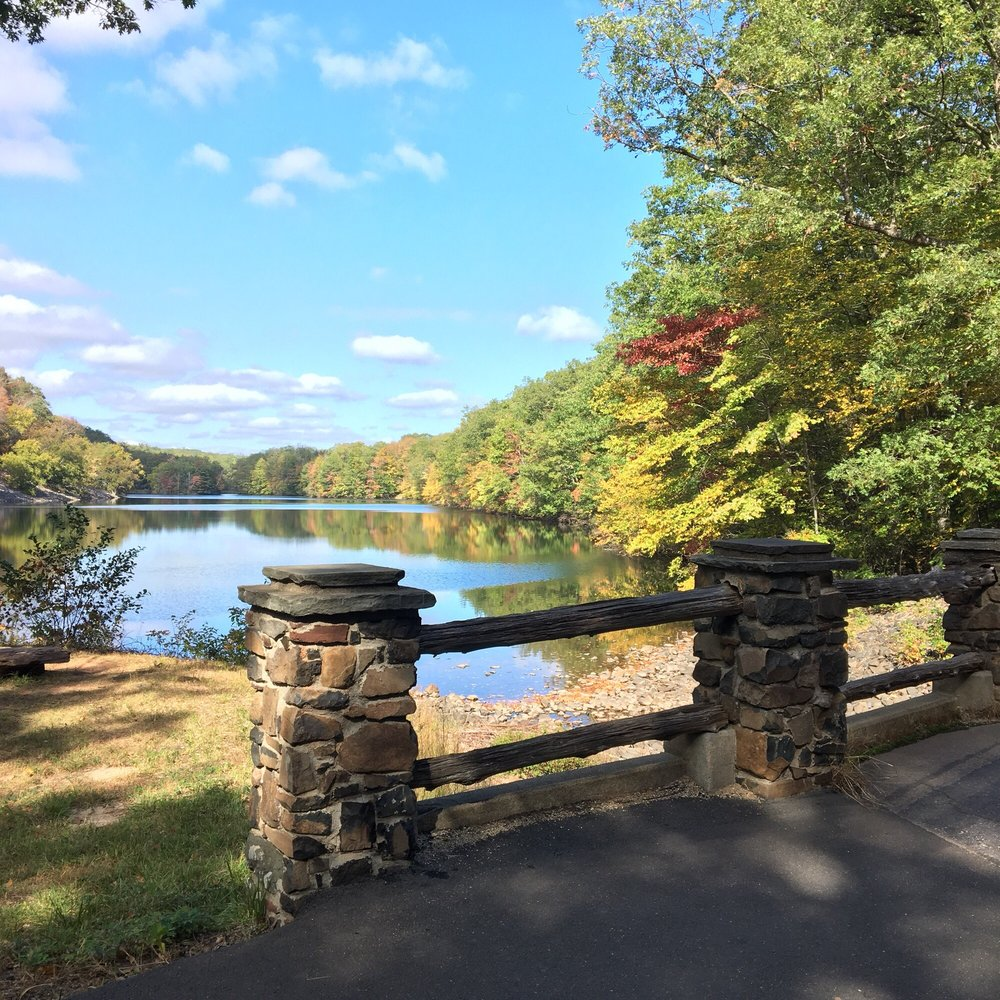Social Spots from West Hartford Reservoir