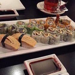 sushi rotterdam de kuip