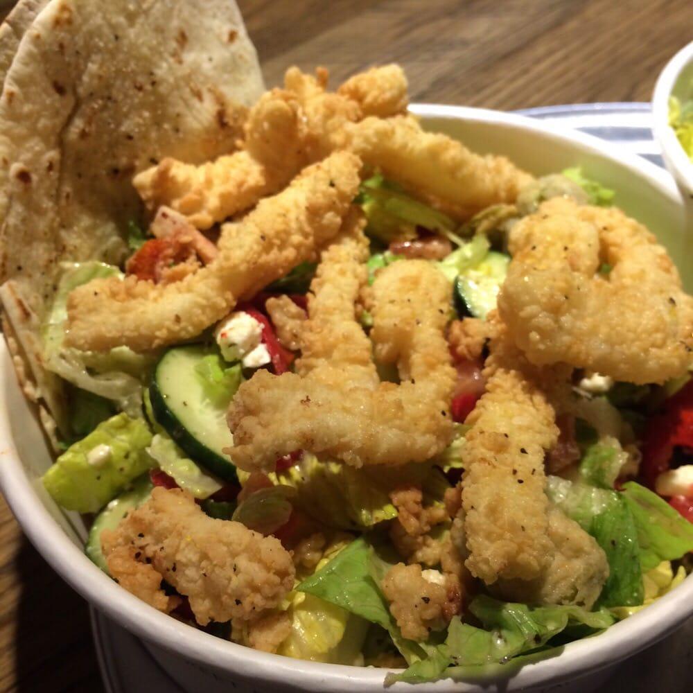 Calamari Salad - Yelp