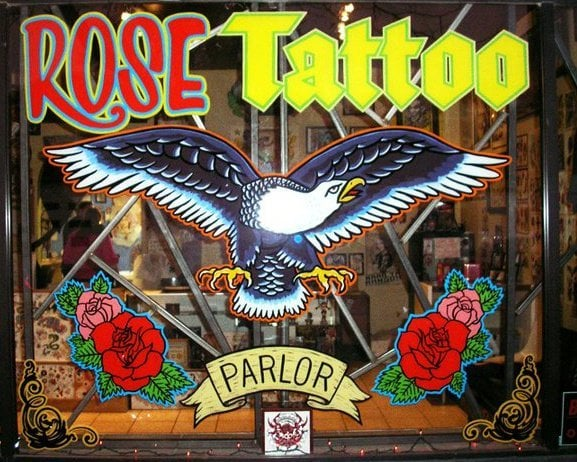 High quality electric tattooing yelp for Rose tattoo parlor