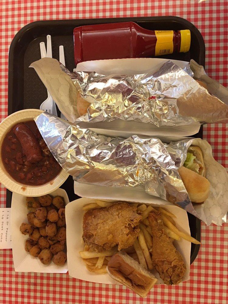 Boudin King Restaurant: 906 W Division St, Jennings, LA