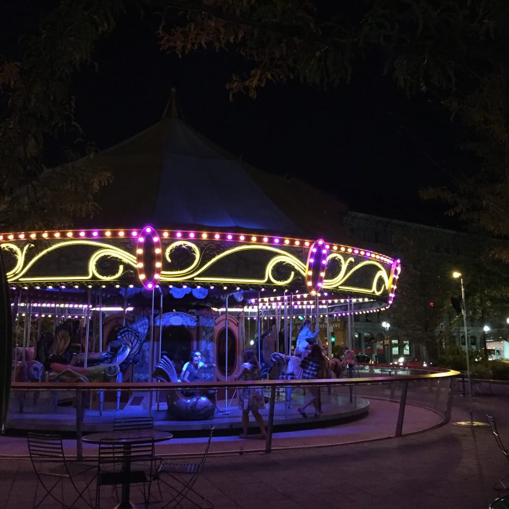 Photos For Greenway Carousel