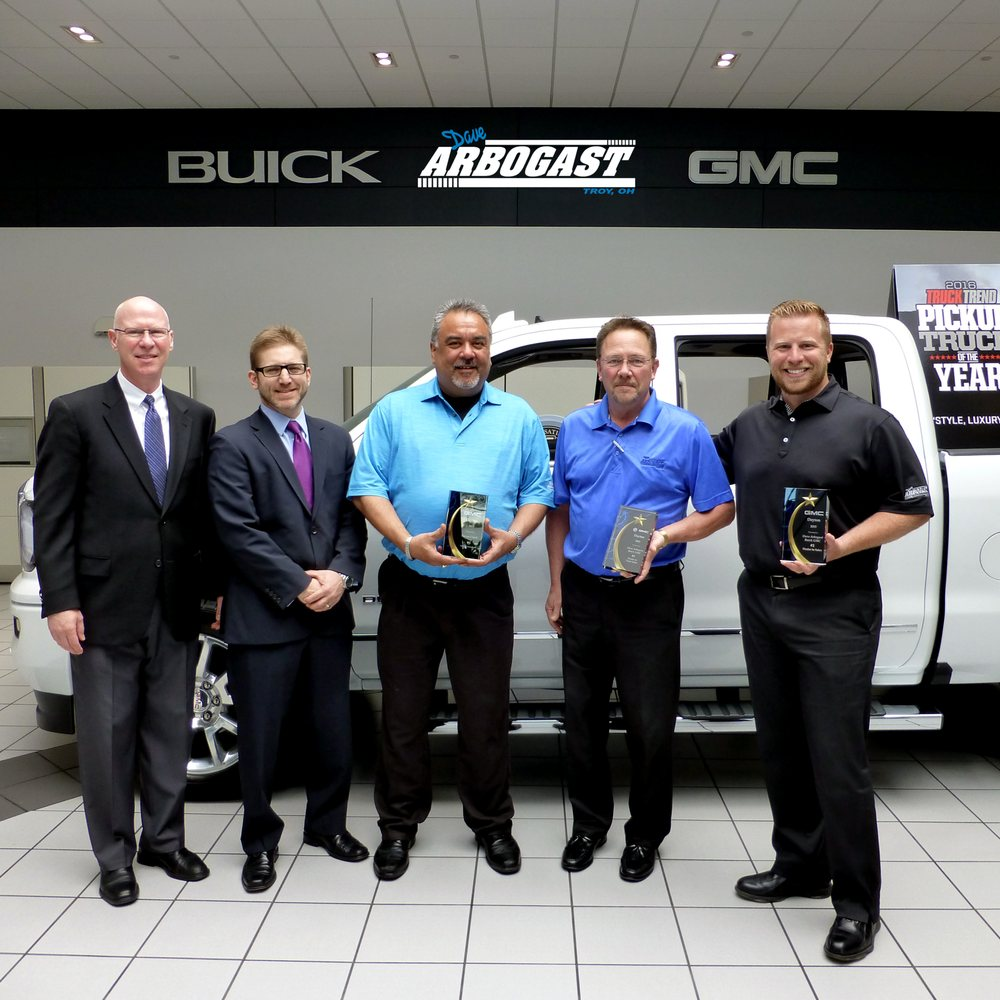 Dave Arbogast Buick GMC