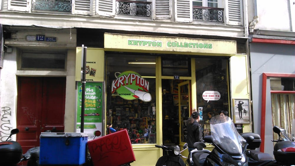 krypton collections geschlossen 11 fotos spielwaren 12 rue saulnier strasbourg st denis. Black Bedroom Furniture Sets. Home Design Ideas