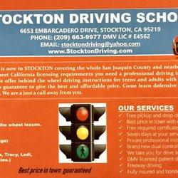 Stockton Driving School - 13 Photos - Driving Schools - 6653