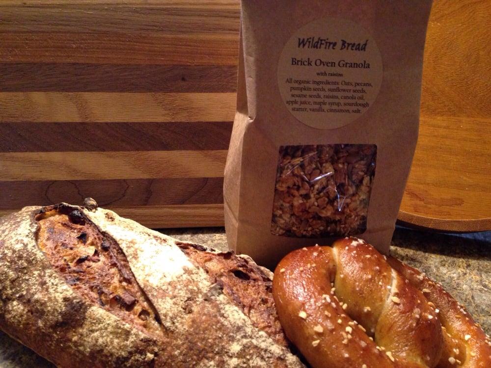 WildFire Bread: 3478 Rt 711, Ligonier, PA