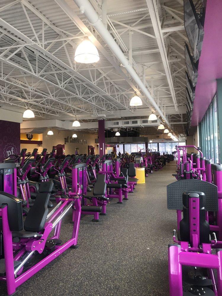 Planet fitness fairfax va 15 rese as gimnasios for Gimnasio lee
