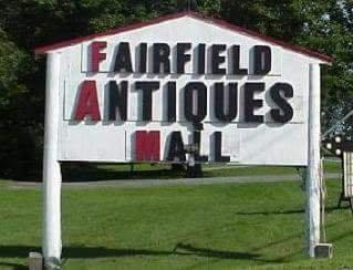 Fairfield antiques mall: 382 Skowhegan Rd, Clinton, ME