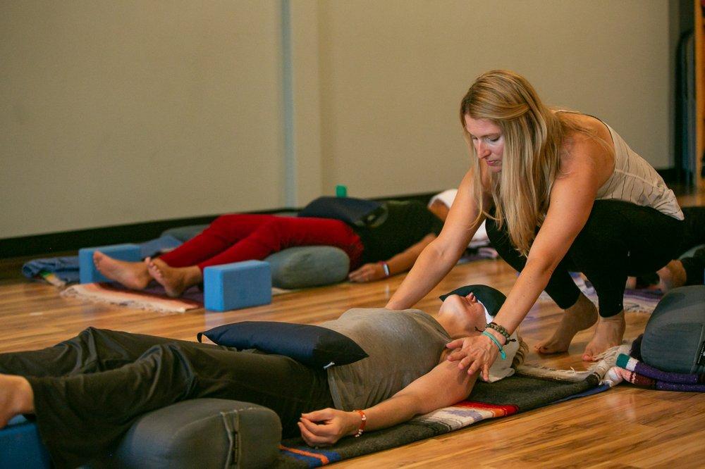Half Moon Yoga: 101 International Dr, Franklin, TN