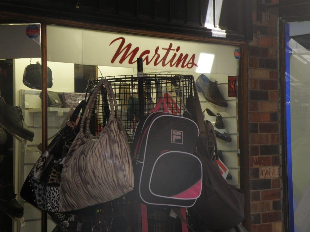 Martin S Shoe Store Perth