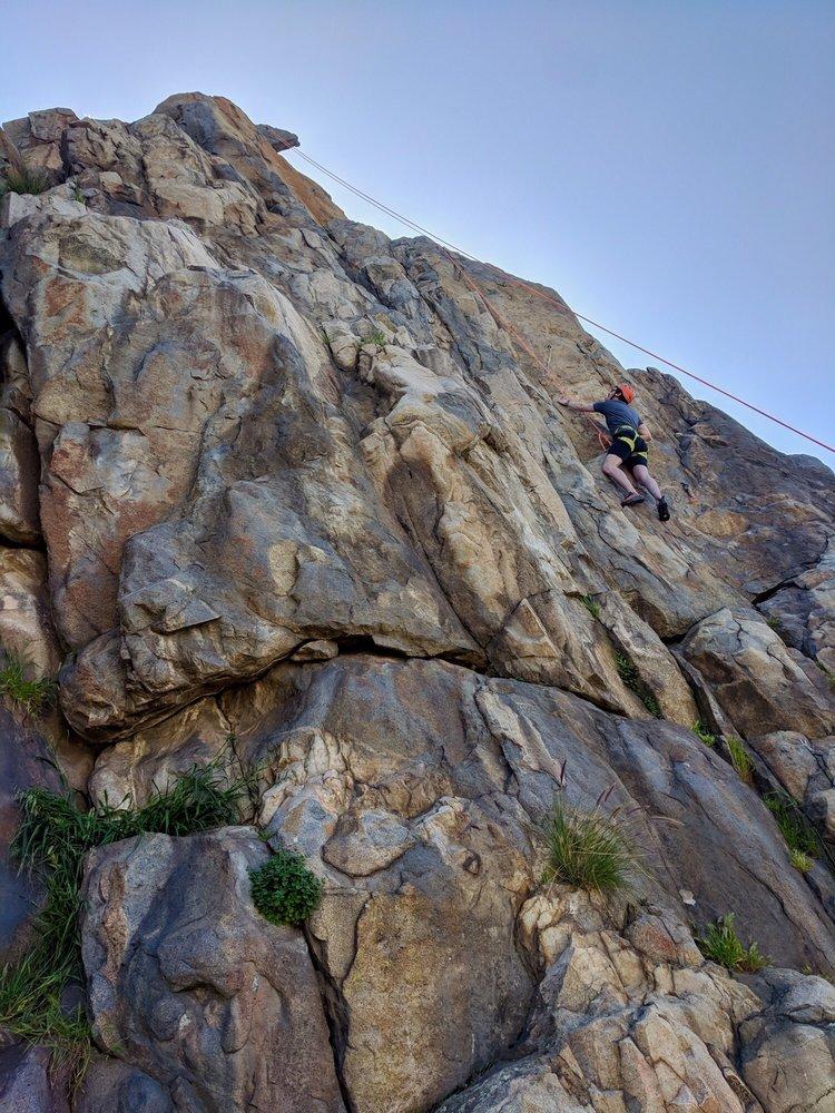 Chillino Rock Climbing: San Diego, CA