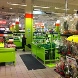 Auchan City Supermarchés Rue Fidèle Lehoucq Tourcoing Nord