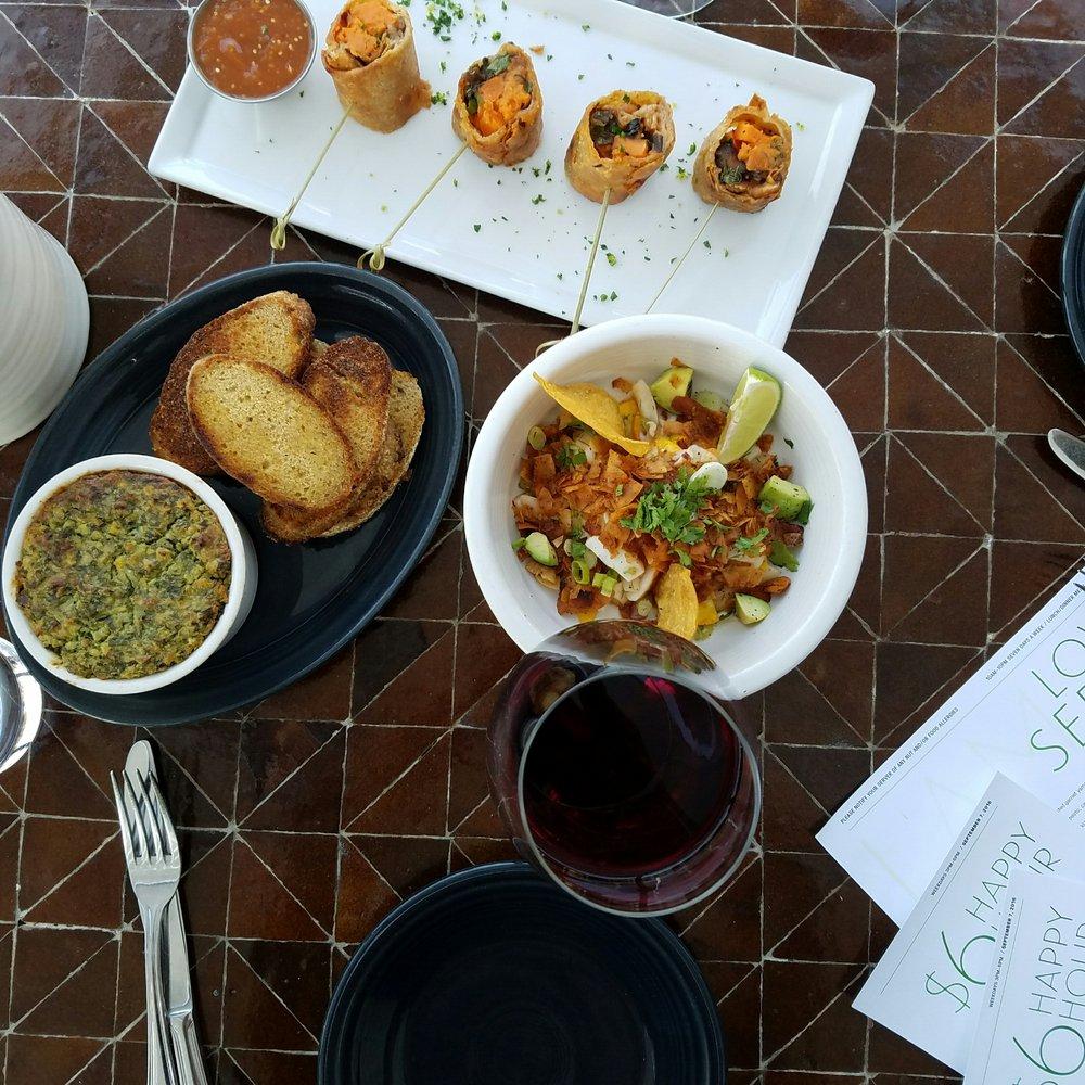 Cafe Gratitude Newport Beach Happy Hour