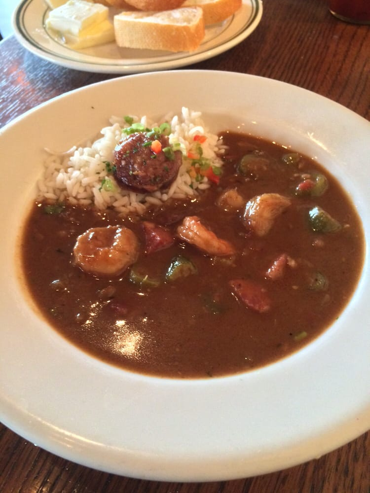 azalea seafood gumbo shoppe essay Bart's travelled to america's deep south to bring you this mouth wateringly good seafood gumbo recipe blue crab and shrimp plucked from the louisiana.