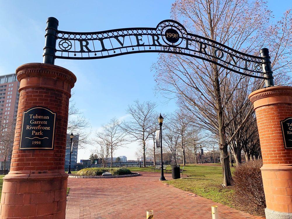 Tubman-Garrett Riverfront Park: 80 Rosa Parks Dr, Wilmington, DE