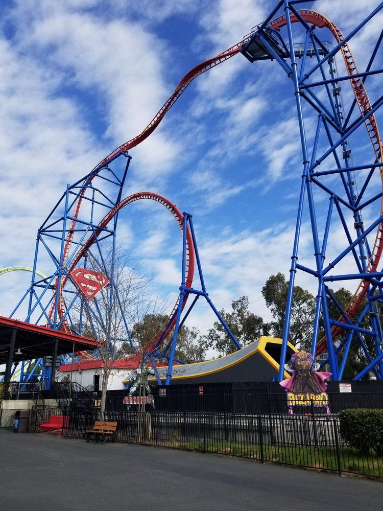 Superman: Ultimate Flight: 1001 Fairgrounds Dr, Vallejo, CA