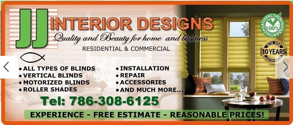 JJ Interior Designs