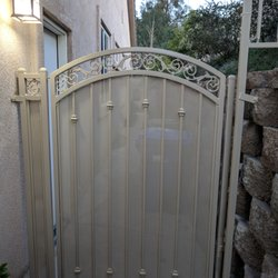 Photo Of Victor S Wrought Iron Simi Valley Ca United States Gate Built