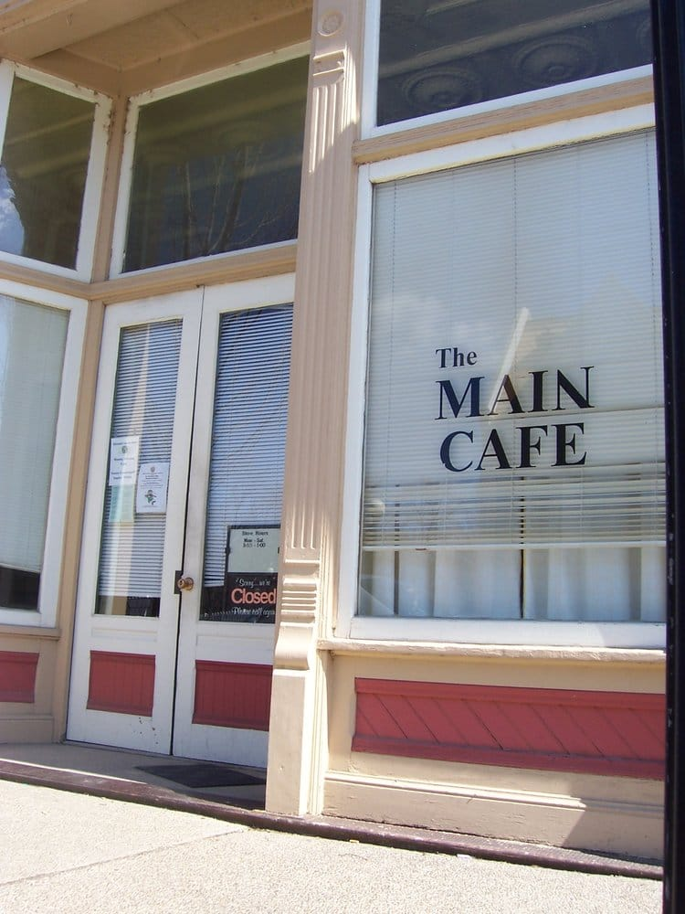 The Main Cafe: 520 Main St, New Harmony, IN