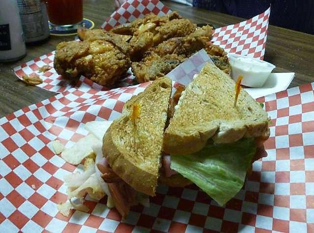 Fort Spokane Store & Restaurant: 45371 St Rt 25 N, Davenport, WA