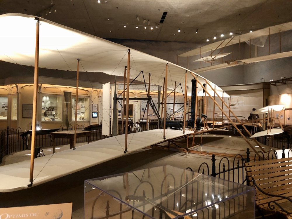 Smithsonian National Air and Space Museum: Independence Ave And 6th St SW, Washington, DC, DC