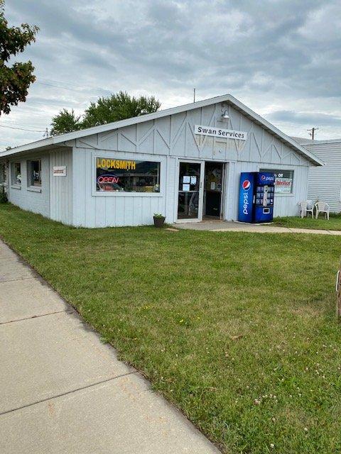 Swan Services: 603 N Union St, Mauston, WI