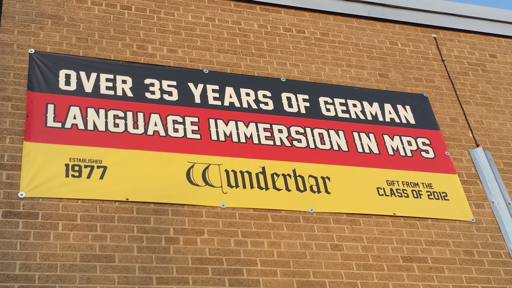 Milwaukee German Immersion School
