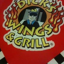 Dicks wings callahan fl confirm. All