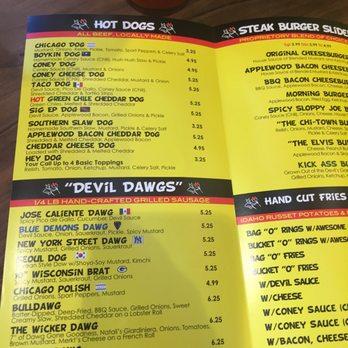 Devil Dogs Chicago Wicker Park