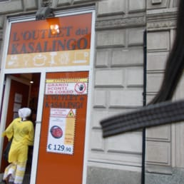 Outlet del kasalingo oggettistica per la casa piazza for Oggettistica casa milano