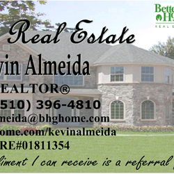 Photo Of Kevin Almeida   Better Homes And Gardens   Fremont, CA, United  States