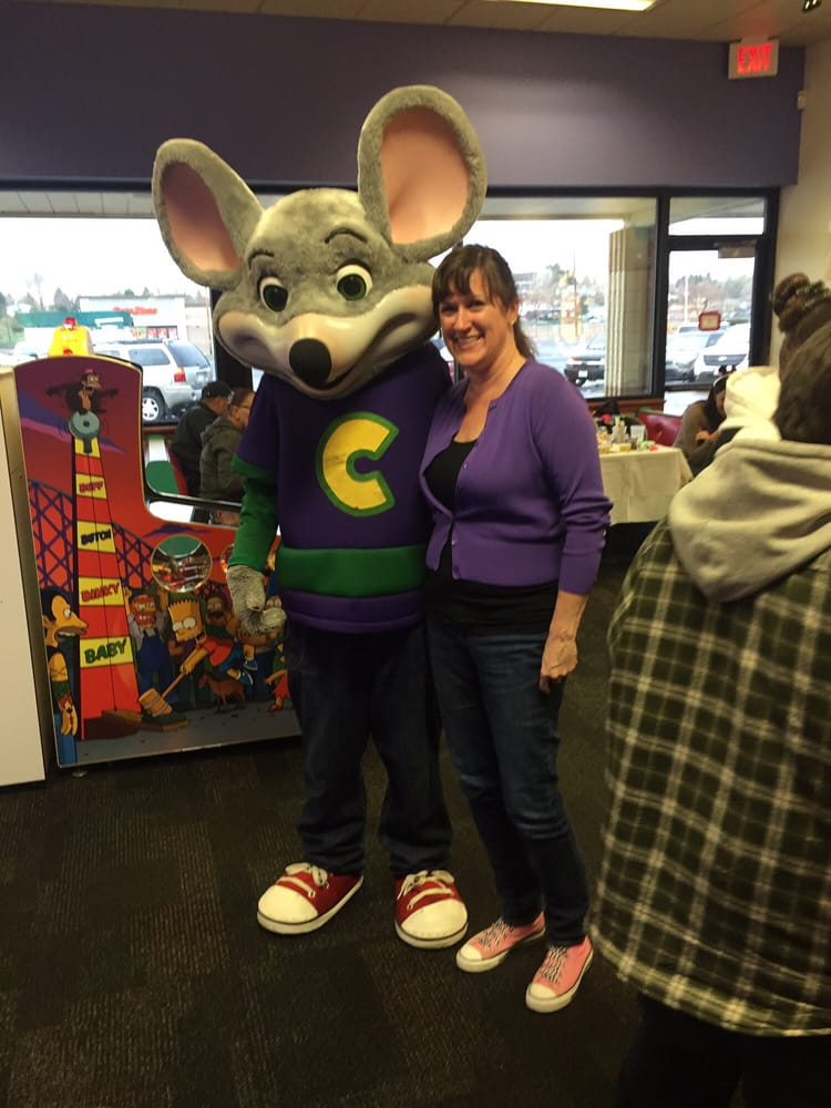 chuck e cheese arvada