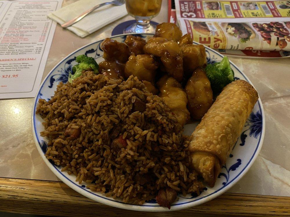 Food from Jade Garden Chinese Restaurant