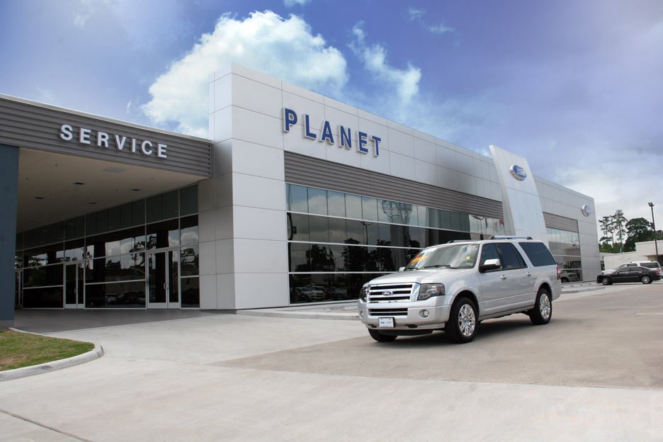 Planet Ford Humble Tx >> Randall Reed's Planet Ford - Service Department - Auto
