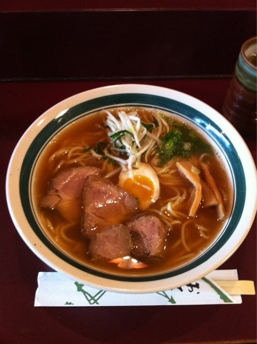 Ramen only on tuesday lunch yelp for Aki japanese cuisine