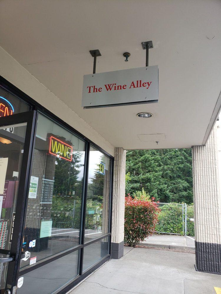The Wine Alley: 14276 SE 176th St, Renton, WA