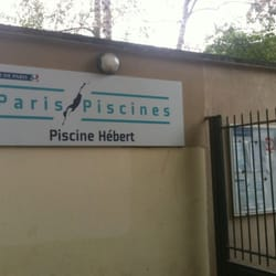 Piscine h bert swimming pools 18 me paris france for Piscine 75018