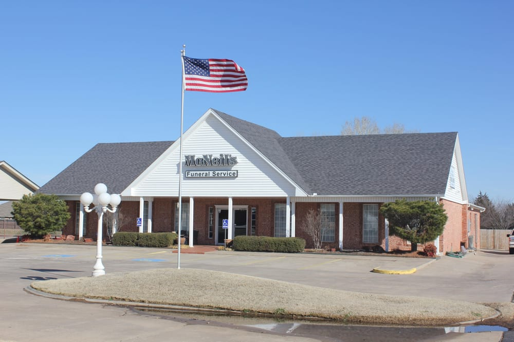 McNeil's Funeral Service: 525 W State Highway 152, Mustang, OK