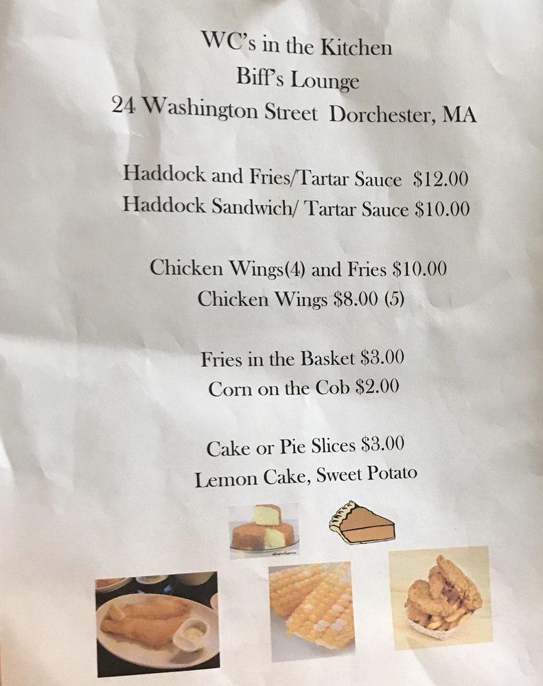 Biff's Lounge: 18-24 Washington St, Dorchester, MA