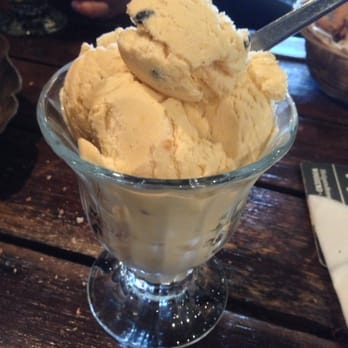 ... beers and definitely, this beer infused Lick passion fruit ice cream