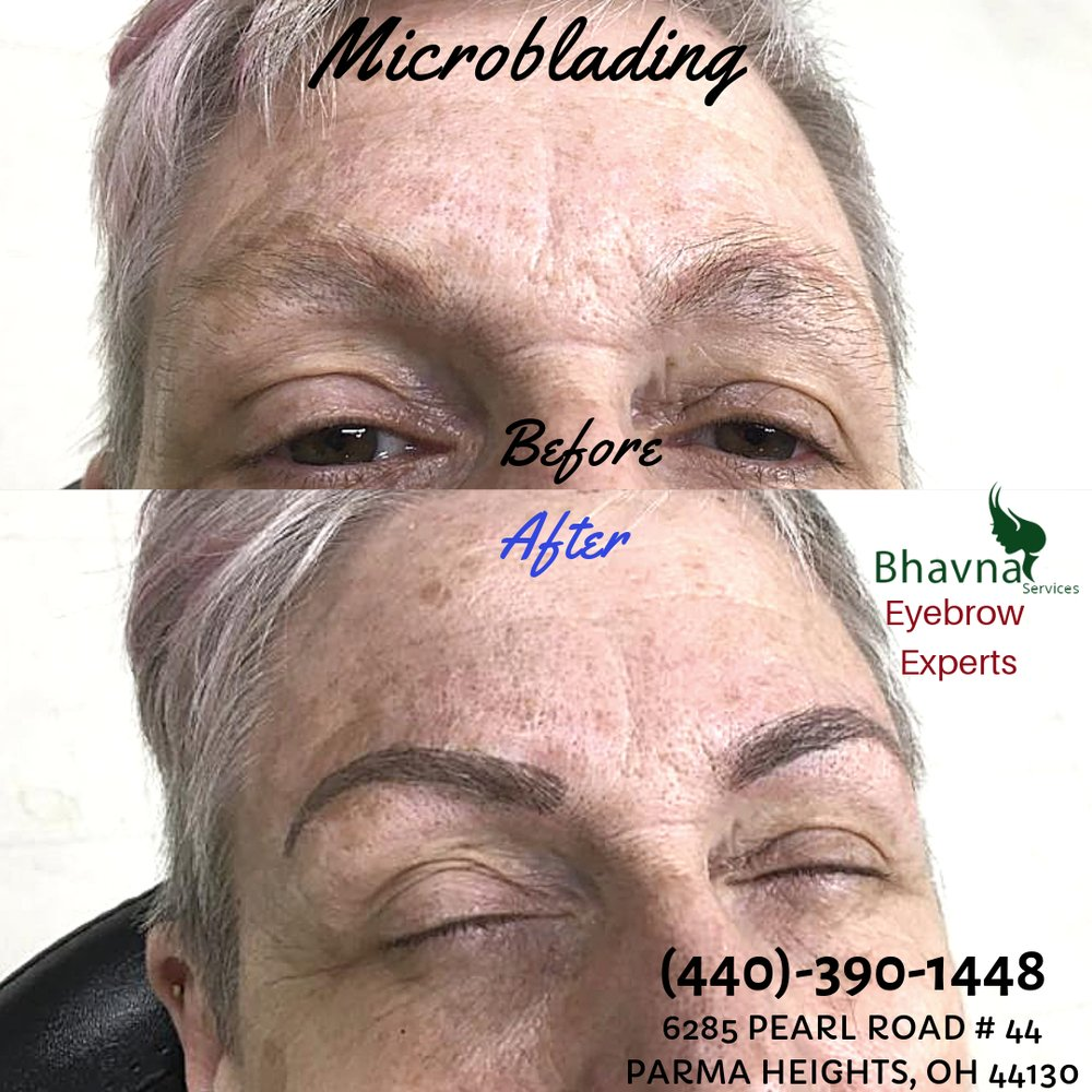 Bhavna's Eyebrow Experts: 6285 Pearl Rd, Parma Heights, OH