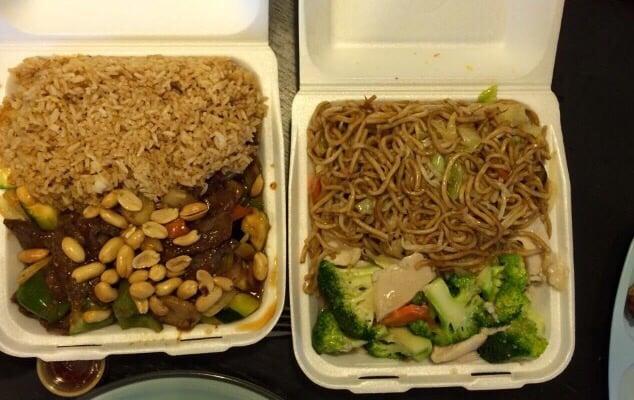 Savoureux cuisine asiatique litchfield park