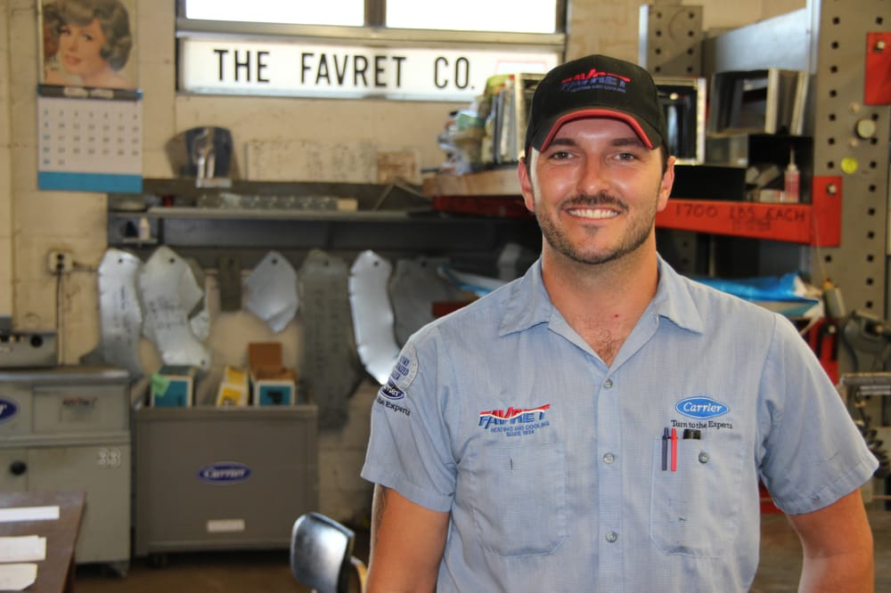 Favret Heating & Cooling: 1296 Dublin Rd, Columbus, OH