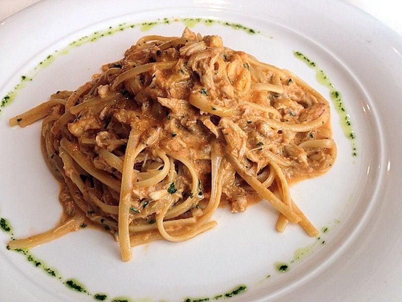 Etna Italian Restaurant Singapore